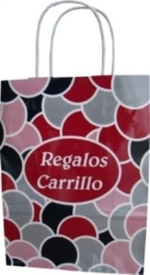sac kraft Regalos Carrillo