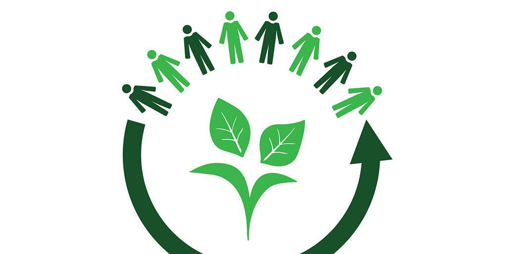 Developpement durable et les sacs en papier personnalisés
