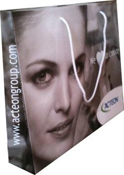 sac papier pellicule acteon