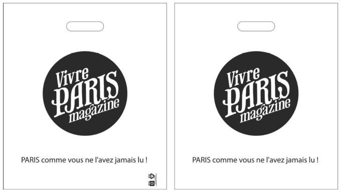 BAt sac plastique Vivre Paris Magazine