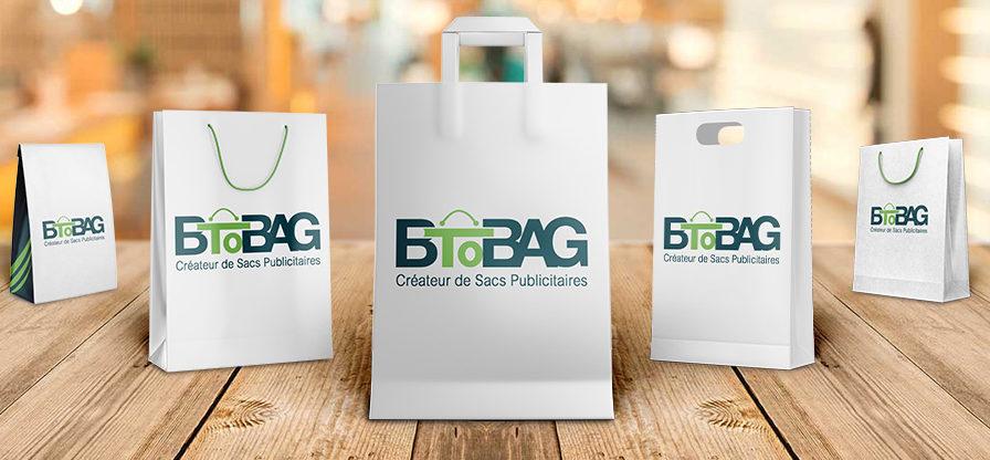 Les différents types de sacs publicitaires en papier personnalisés