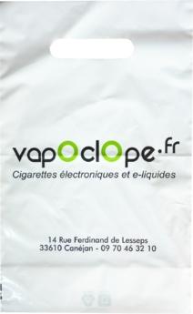 fabricant de sac plastique Vapoclope
