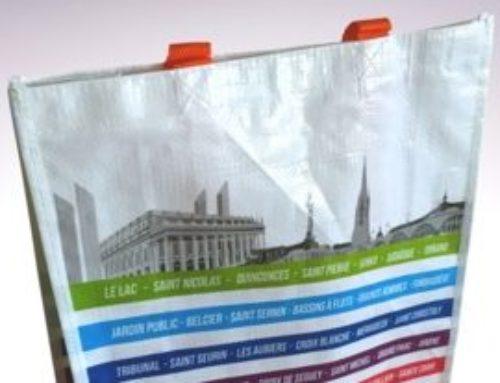 Un sac cabas pour Bordeaux Ma Ville