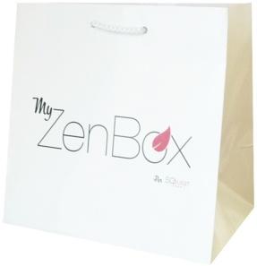 My zen box sac publicitaire
