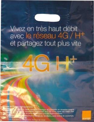Orange 4G H+