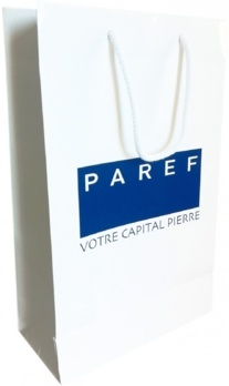 sac papier luxe paref gestion
