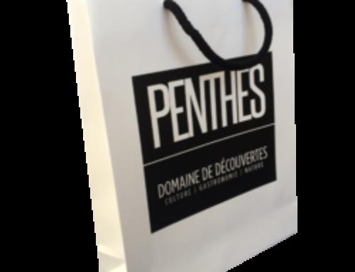 Gastronomie et culture sont au Domaine de Penthes avec le sac luxe
