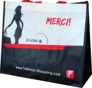 sac emballage cabas polypropylene non tissé get talence