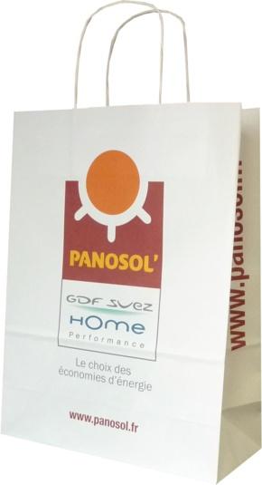 Sac en papier kraft Panosol