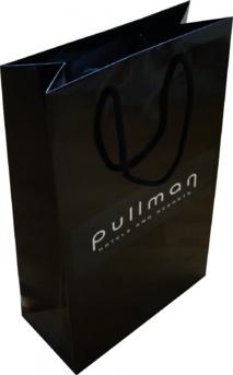 Sac luxe pelliculé Pullman
