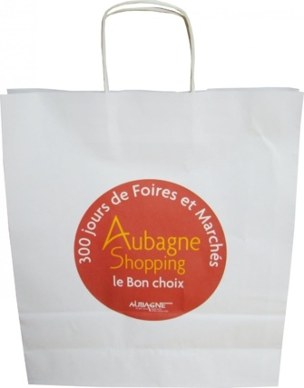 Sac magasin Aubagne Shopping
