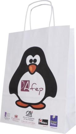 sac papier kraft AFEP