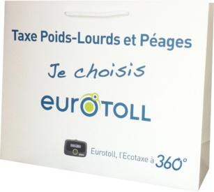 Sac papier luxe Eurotoll