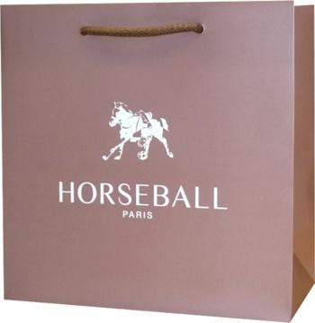 sac papier luxe Horseball