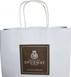 Sac kraft parfumerie Marcus Spurway
