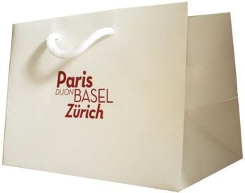 Sac Papier TGV Paris Dijon Basel Zurich