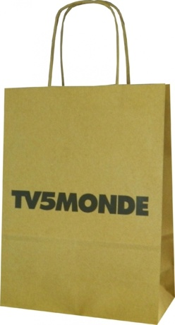 sac papier TV5 monde