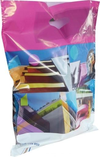sac plastique kaufman *et* broad