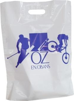 sac plastique OZ en oisans