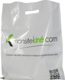 sac plastique personnalisé monsitekiné