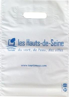 sac plastique publicitaire