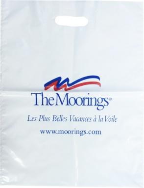 sac plastique the moorning