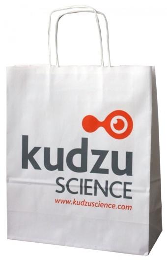 Sac poignées torsadées Kudzu science