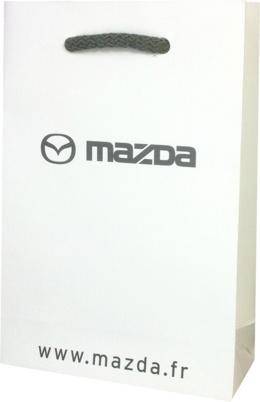 sac publicitaire Mazda