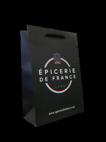 Sac publicitaire promotionnel personnalisé Épicerie de France 1755