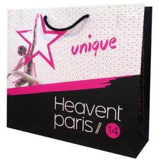 Sac luxe personnalisé Salon Heavent 2014