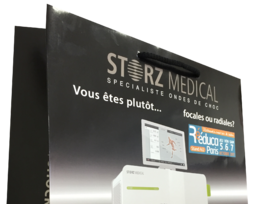 Sac luxe publicitaire Storz Medical