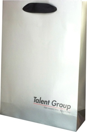 sac publicitaire Talent group