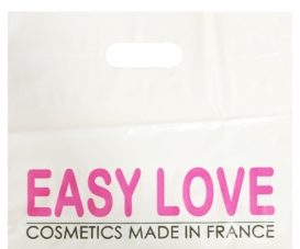 Sac plastique Easy Love