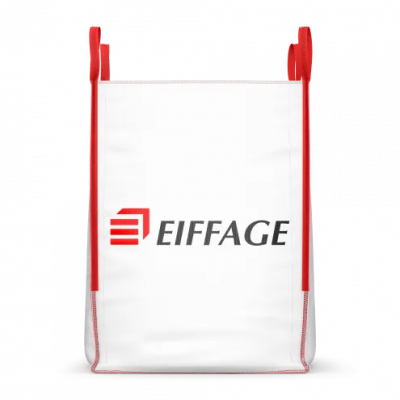 Big Bag personnalise sac chantier Eiffage