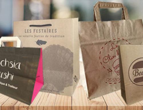 Un sac, un métier : la gamme de sacs traiteur !