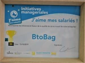 Prix Initiatives managériales