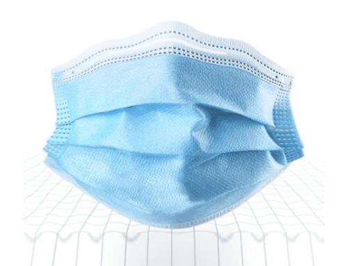 Nos usines de sacs personnalisés fabriquent aussi des masques chirurgicaux type FFP1