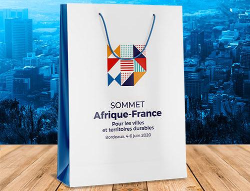 Btobag s'allie à l'Afrique : Sommet Afrique-France 2020