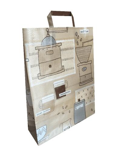 sac cabas comme outil de communication
