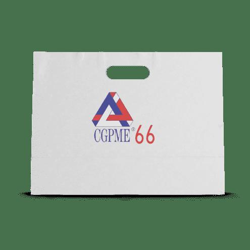 sac plastique CGPME 66