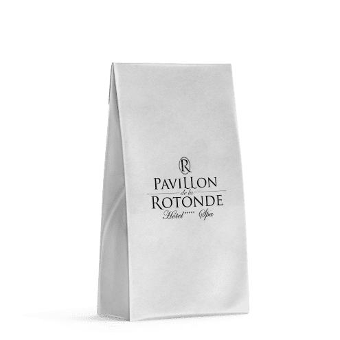 pochette luxe pavillon de la rotonde